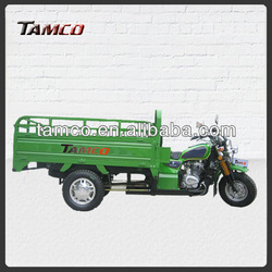 New green T200ZH-CMD 3 wheel 200cc chinese trike motorcycle