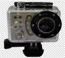Waterproof Outdoor 1080P Action Camera, Mount On Helmet/Bike, 5 Mega Pixels, Mount On Bike/Helmet/FPV, SCSD-FH23