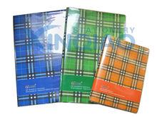 Clear PVC Notebook / Custom PVC Notepad