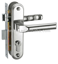 Captn high security door look