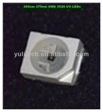 Low Power 365nm 375nm SMD3528 UV LED/LED 3528 SMD