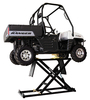 Hydraulic electric atv motorcycle lift with CE certification for auto repair