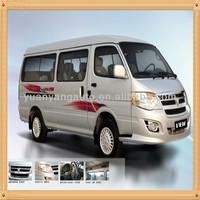 12 Seats Diesel Foton Minibus/Mini Van LHD