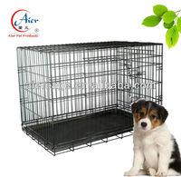 pet product steel folding dog cage