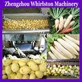 Commerciale lavaggio e peeling macchina per le patate/carote/ravanello bianco