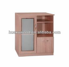 HX131224-MZ389 kitchen furniture wooden small cupboard design
