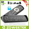 Home theater accessories keyboard and air fly mouse for samsung smart tv