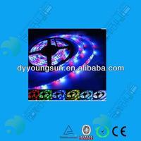 5M 6803 IC LED 5050 RGB Dream Magic Strip Light Waterproof 12V 133 Color