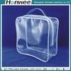 fashion square travelling pvc vinyl gift bag