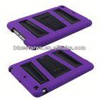 Hybrid Colourful PC + Silicon Case For ipad Air pc silicone case for ipad