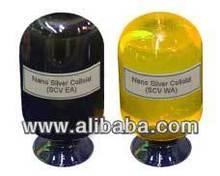 Nano Silver Antibacterial Colloid