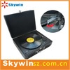 New retro multiple record player with vinyl player turntable player