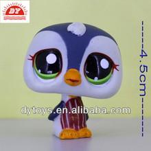 Grey Dickybird plastic bird toys for kids