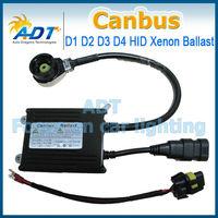 Canbus Digital Ballast with D2R D2S D2C socket