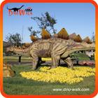 Realistic swift and agile movement dinosaur robot
