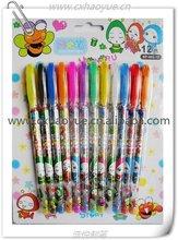 Zhejiang carton design BP scented glitter pen