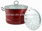20~32QT high quality aluminium steamer pot