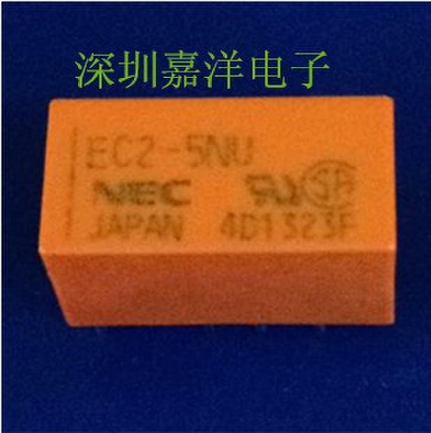 Япония реле EC2-5NU NEC новый
