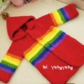 100 feitos à mão baby sweater