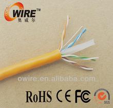 Pass FLUKE cat6 utp network cable 1000ft