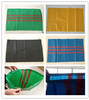 factory wholesale recycled materials pp woven fabric with different colors