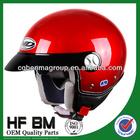 ECE Motorcycle Helmets Red Color, Good Performance Red Helmet