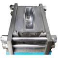 inspeção de metal de fixação do gabarito e parte de usinagem cnc