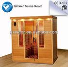 infrared total sauna / total sauna portable