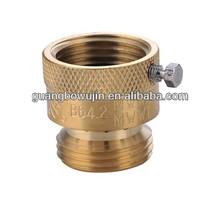 brass vacuum breaker
