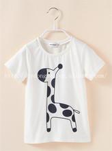baby girl cotton T-shirt