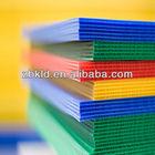 plastic sheet for floor covering