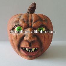 Wholesale Polyresin Crafts Pumpkin Garden Decoration