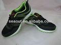 Zapatos corrientes, De calidad superior de la zapatilla de deporte