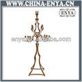 francés reproducción de metal de alto candelabros antiguos