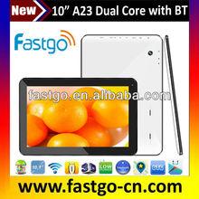 Shenzhen Allwinner 1GB Ram 8GB Rom Note Book MID 10 inch A23