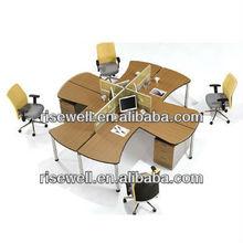 HPL laminate top office furniture
