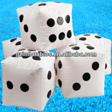 sice dice inflatable paintball bunkers for laser tag game (Immanuel)