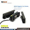 Usb powered 3 pistes carte à bande magnétique reader|magnetic tête de lecture