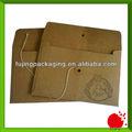 papel de embalagem de presente envelope para cartões de presente