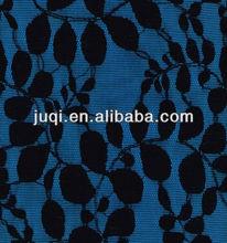 hot sale fashion 100% nylon black lace fabric for clothing wholesale