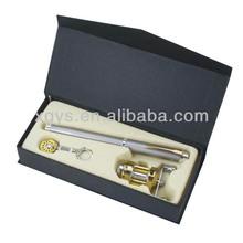 Black Cardboard Paper Gift Box For Pen (XG-GB-378)