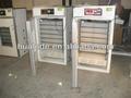 2013 a melhor qualidade e preço incubadora do ovo do pato / pato incubadora de ovos para incubação máquina feita na China para a venda