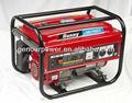 genour de gasolina de potencia del generador con motor eléctrico no hay manual de retroceso inicio manejar