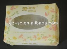 custom plastic car tissue box