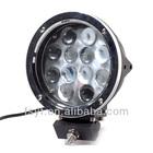 New design LED work lamp 60W LED work light, car ATV SUV off road tractor headlight led working lights