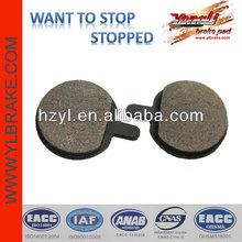 bicycle part brake disc korean cars brake pad