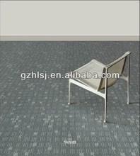 Bright Color Antislip Bitumen backed Nylon Material Office Floor Carpet Tiles