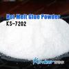 KS-7202 PES fabric white glue powder
