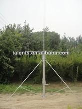 ceiling mounted iv pole,gps antenna pole,gsm antenna pole