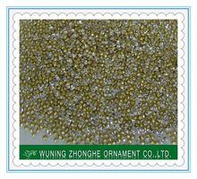 2014 wholesale machine cut single core glass bead ss4.5-ss39